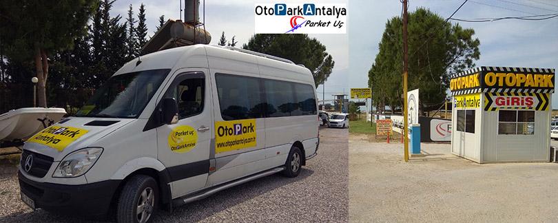 Antalya havalimanı iç hatlar otopark