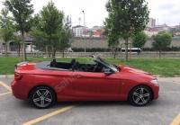 Antalya Kiralık Bmw 2.18i Sportline Cabrio