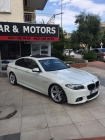 Antalya Kiralık BMW 520i