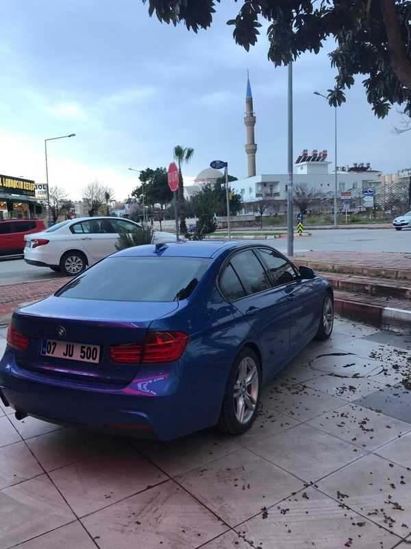 Antalya Rent Bmw M3 Sport