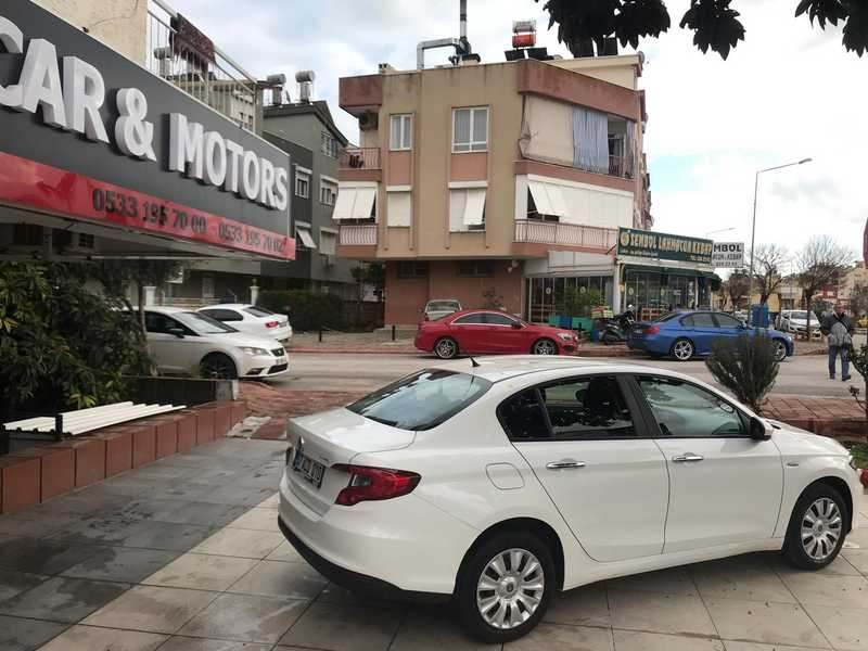 Fiat Egea zu vermieten in Antalya