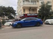 Antalya Kiralık Honda Civic
