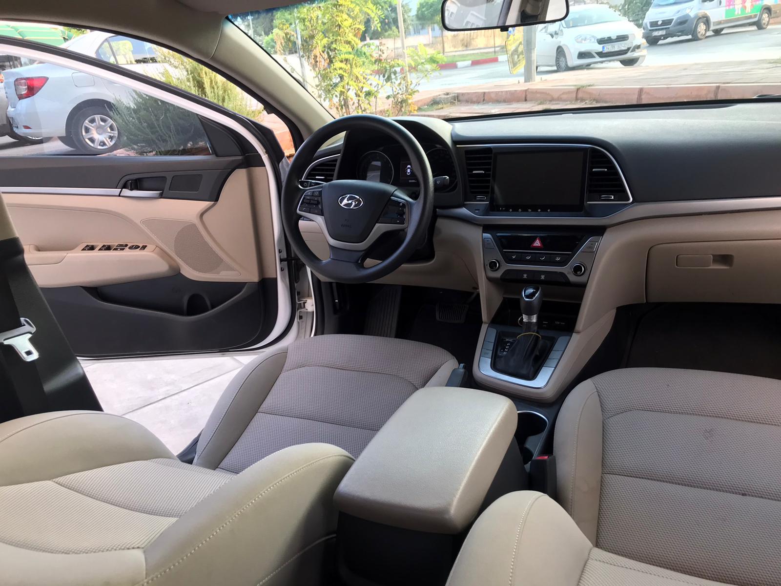 Antalya Kiralık Hyundai Elantra