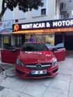 Antalya Kiralık Mercedes Cla 180