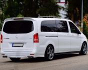 Antalya Kiralık Mercedes Vito VİP