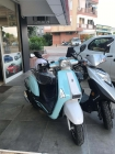 Antalya Kiralık Mondial Scooter