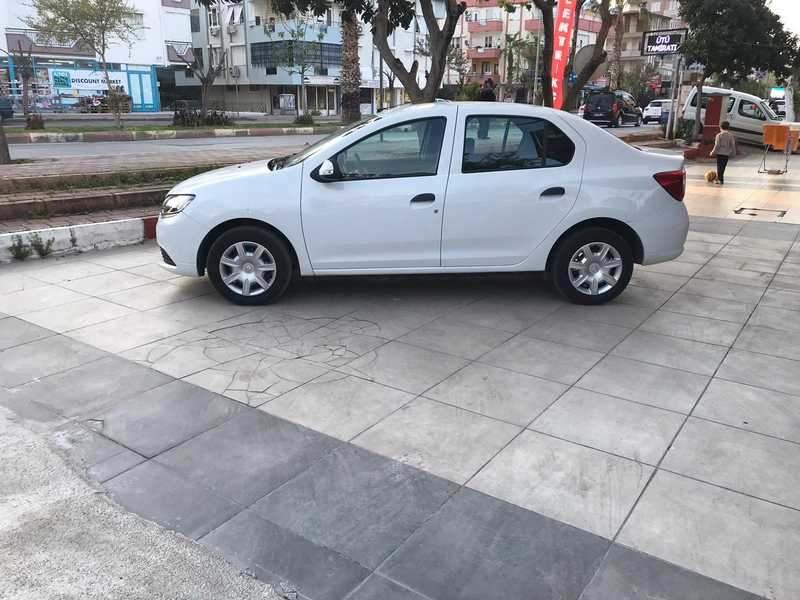Antalya Rent Renault Symbol